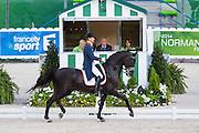 Edward Gal - Glock's Voice<br /> Alltech FEI World Equestrian Games™ 2014 - Normandy, France.<br /> © DigiShots