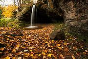 Scott Falls Autumn