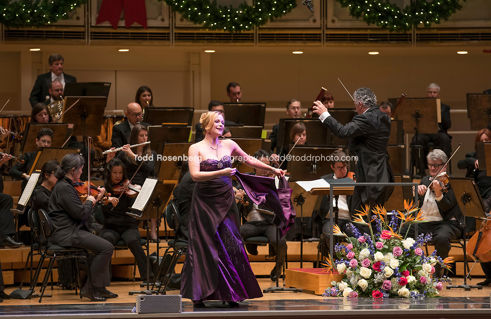 12/30/17 2:43:21 PM -- Chicago, IL, USA<br /> Attila Glatz Concert Productions' &quot;A Salute to Vienna&quot; at Orchestra Hall in Symphony Center. Featuring the Chicago Philharmonic <br /> <br /> &copy; Todd Rosenberg Photography 2017