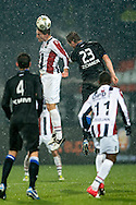 Onderwerp/Subject: Willem II - SC Heerenveen - Eredivisie<br /> Reklame:  <br /> Club/Team/Country: <br /> Seizoen/Season: 2012/2013<br /> FOTO/PHOTO: Aurelien JOACHIM (L) of Willem II in duel with Ramon ZOMER (R) of SC Heerenveen. (Photo by PICS UNITED)<br /> <br /> Trefwoorden/Keywords: <br /> #04 $94 ±1342781806743 ±1342781806743<br /> Photo- & Copyrights © PICS UNITED <br /> P.O. Box 7164 - 5605 BE  EINDHOVEN (THE NETHERLANDS) <br /> Phone +31 (0)40 296 28 00 <br /> Fax +31 (0) 40 248 47 43 <br /> http://www.pics-united.com <br /> e-mail : sales@pics-united.com (If you would like to raise any issues regarding any aspects of products / service of PICS UNITED) or <br /> e-mail : sales@pics-united.com   <br /> <br /> ATTENTIE: <br /> Publicatie ook bij aanbieding door derden is slechts toegestaan na verkregen toestemming van Pics United. <br /> VOLLEDIGE NAAMSVERMELDING IS VERPLICHT! (© PICS UNITED/Naam Fotograaf, zie veld 4 van de bestandsinfo 'credits') <br /> ATTENTION:  <br /> © Pics United. Reproduction/publication of this photo by any parties is only permitted after authorisation is sought and obtained from  PICS UNITED- THE NETHERLANDS
