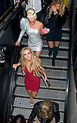 24.JANUARY.2012. LONDON<br /> <br /> AMANDA HARRINGTON, GILL O'TOOLE AND THE DESPARATE SCOUSEWIVES CAST OUT AND ABOUT AT THE AURA NIGHTCLUB IN MAYFAIR, LONDON<br /> <br /> BYLINE: EDBIMAGEARCHIVE.COM<br /> <br /> *THIS IMAGE IS STRICTLY FOR UK NEWSPAPERS AND MAGAZINES ONLY*<br /> *FOR WORLD WIDE SALES AND WEB USE PLEASE CONTACT EDBIMAGEARCHIVE - 0208 954 5968*