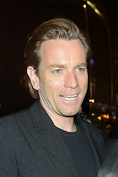 Pictured is Ewan McGregor. Celebrity guests arrive at the UNICEF Halloween ball at One Mayfair, London, United Kingdom. Thursday, 31st October 2013. Picture by Ben Stevens / i-Images