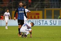 24.10.2017 - Milano - Serie A 10a giornata   -  Inter-Sampdoria  nella  foto: la delusione di  Lucas Torreira