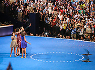 President Obama's acceptance speech to the Democratic National Convention 2012