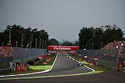 September 4, 2016: Start of the Italian Grand Prix, led by Nico Rosberg  (GER), Mercedes , Italian Grand Prix at Monza