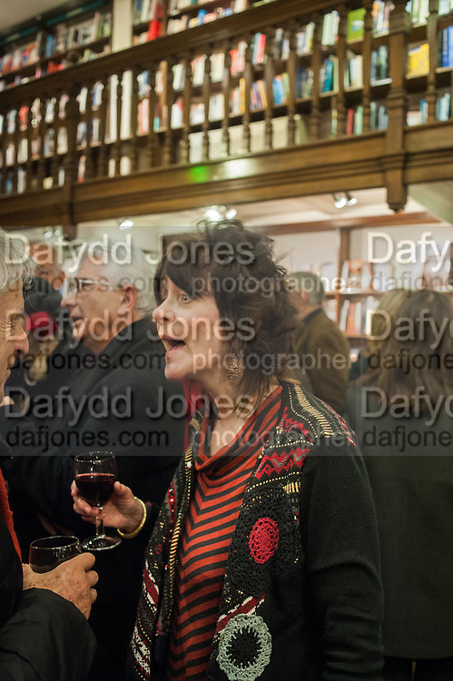 RUTH PADEL, William Fitzgerald, Book launch ,  'How to read a Latin poem - if you can't read Latin yet' published by OUP.- Daunts bookshop Marylebone, London 21 February 2013.