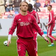 NLD/Amsterdam/20180408 - Ajax - Heracles, Kasper Dolberg