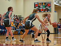 Brentwood Academy women beat Harpeth Hall 53-43 at home Friday, January 31, 2020, in Brentwood, Tennessee.<br /> Photo: Harrison McClary/All Tenn Sports