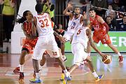 DESCRIZIONE : Roma Campionato Lega A 2013-14 Acea Virtus Roma EA7 Emporio Armani Milano <br /> GIOCATORE : Trevor Mbakwe Phil Goss<br /> CATEGORIA : Palleggio Controcampo Blocco Composizione<br /> SQUADRA : Acea Virtus Roma<br /> EVENTO : Campionato Lega A 2013-2014<br /> GARA : Acea Virtus Roma EA7 Emporio Armani Milano <br /> DATA : 02/12/2013<br /> SPORT : Pallacanestro<br /> AUTORE : Agenzia Ciamillo-Castoria/GiulioCiamillo<br /> Galleria : Lega Basket A 2013-2014<br /> Fotonotizia : Roma Campionato Lega A 2013-14 Acea Virtus Roma EA7 Emporio Armani Milano <br /> Predefinita :