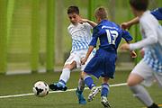 06.05.2017; Zuerich; <br /> Fussball FCZ Academy - FC Zuerich FE13 Oberland_FE13 TBOE; <br /> Fabrizio Calia (Zuerich) <br /> (Andy Mueller/freshfocus)