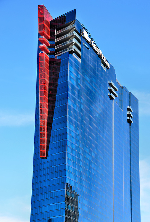 Elara Hilton Grand Vacations Building in Las Vegas, Nevada<br />