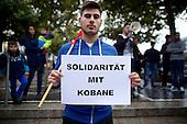 20141008 | Kurden Kobane Demo Frankfurt