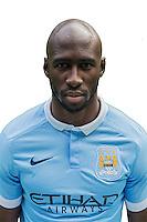 Manchester City's Eliaquim Mangala