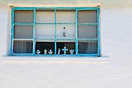 Marfa, Texas, adobe house, residence