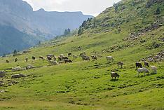 Nationaal park Ordesa y Monte Perdido, Aragón, Spain
