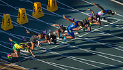 USA Track Meet at Sacramento State, June 22, 2017.
