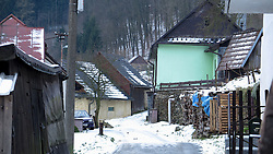 CZECH REPUBLIC VYSOCINA SVOJANOV 1JAN15 - Picturesque village of Svojanov during the winter in Vysocina, Czech Republic.<br /> <br /> jre/Photo by Jiri Rezac<br /> <br /> © Jiri Rezac 2015