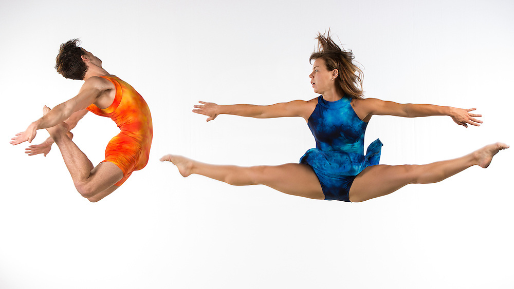 IDT, dance for I'm Ready campaign, John Kelly photo
