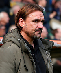 Norwich City head coach Daniel Farke - Mandatory by-line: Robbie Stephenson/JMP - 23/09/2017 - FOOTBALL - Carrow Road - Norwich, England - Norwich City v Bristol City - Sky Bet Championship