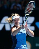 COCO VANDEWEGHE (USA)<br /> <br /> Australian Open 2017 -  Melbourne  Park - Melbourne - Victoria - Australia  - 24/01/2017.