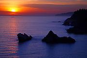 Garrapata State Beach In Big Sur California