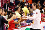 Martina Sandri<br /> Umana Reyer Venezia vs Famila Wuber Schio<br /> Lega Basket Femminile Serie A 2017/2018<br /> Venezia 15/10/2017<br /> Foto Ciamillo-Castoria/A.Gilardi