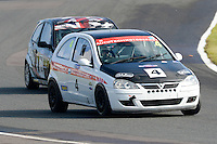 #4 William Hardy Vauxhall Corsa SRI 1800 during the CSCC Tin Tops at Oulton Park, Little Budworth, Cheshire, United Kingdom. October 15 2016. World Copyright Peter Taylor/PSP. <br /> Copy of publication required for printed pictures.  Every used picture is fee-liable. http://archive.petertaylor-photographic.co.uk