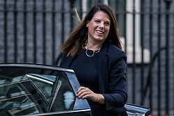 © Licensed to London News Pictures. 08/01/2019. London, UK. Minister of State for Immigration Caroline Nokes on Downing Street for the Cabinet meeting. Photo credit: Rob Pinney/LNP