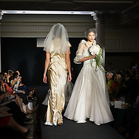 DePLOY demi-couture Spring-Summer Brides Catwalk Show