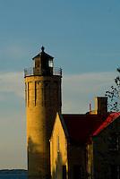 Old Mackinac Point Light house, Mackinaw City michigan