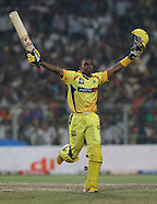 IPL 2012 Match 63 Kolkata Knight Riders v Chennai Super Kings