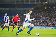 Glenn Murphy (Brighton) during the FA Cup fourth round match between Brighton and Hove Albion and West Bromwich Albion at the American Express Community Stadium, Brighton and Hove, England on 26 January 2019.