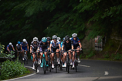 Leaders approach on the final lap at Lotto Thuringen Ladies Tour 2018 - Stage 2, an 136 km road race starting and finishing in Meiningen, Germany on May 29, 2018. Photo by Sean Robinson/Velofocus.com