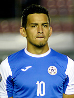 Concacaf Gold Cup Usa 2017 / <br /> Nicaragua National Team - Preview Set - <br /> Alexis Lenin Somarriba