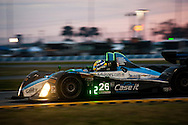 #26 BAR1 Motorsports ORECA FLM09: Adam Merzon, Ryan Eversley, John Falb, Don Yount