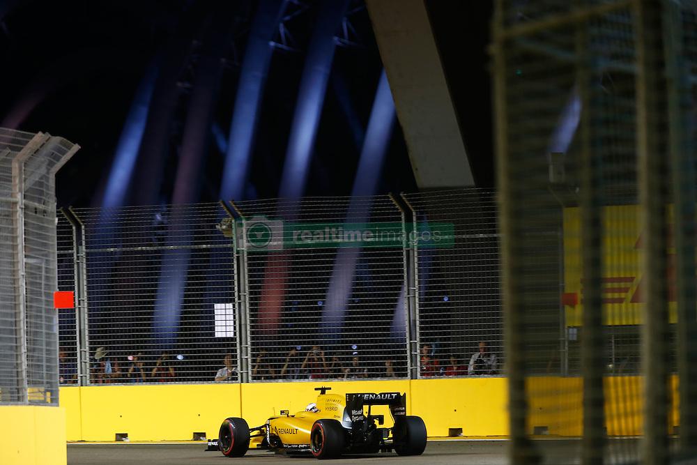 September 16, 2016 - Singapur, Singapur - Motorsports: FIA Formula One World Championship 2016, Grand Prix of Singapore, .#20 Kevin Magnussen (DEN, Renault Sport Formula 1 Team) (Credit Image: © Hoch Zwei via ZUMA Wire)
