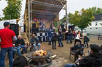 Biketemberfest Street Party at Weirs Beach.  Karen Bobotas for the Laconia Daily Sun