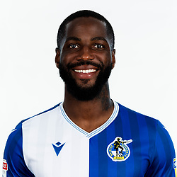 Abu Ogogo - Ryan Hiscott/JMP - 06/08/2019 - SPORT - Cribbs Football Club - Bristol, England - Bristol Rovers Media Day