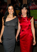 Lisa Ling and Laura Ling attend the Glamour Magazine 2009 Women of the Year Awards at Carnegie Hall in New York City on November 9, 2009.