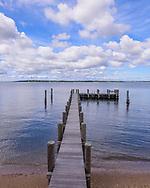 Pier, Nostrand parkway, Shelter Island, NY