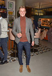 21 November 2019 - Chris Baber at the launch of Sam's Riverside Restaurant, 1 Crisp Walk, Hammersmith hosted by owner Sam Harrison, Edward Taylor and Jack Brooksbank.<br /> <br /> Photo by Dominic O'Neill/Desmond O'Neill Features Ltd.  +44(0)1306 731608  www.donfeatures.com