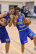 DESCRIZIONE : Roma Basket Amichevole nazionale donne 2011-2012<br /> GIOCATORE : Sarni Silvia <br /> SQUADRA : Italia<br /> EVENTO : Italia Lazio basket<br /> GARA : Italia Lazio basket<br /> DATA : 29/11/2011<br /> CATEGORIA : curiosita fair play<br /> SPORT : Pallacanestro <br /> AUTORE : Agenzia Ciamillo-Castoria/GiulioCiamillo<br /> Galleria : Fip Nazionali 2011<br /> Fotonotizia : Roma Basket Amichevole nazionale donne 2011-2012<br /> Predefinita :