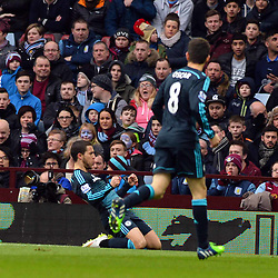 Aston Villa v Chelsea | Premier League | 7 February 2015