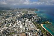 Ala Moana Shopping Center, Honolulu, Hawaii<br />