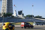 Cuba, Havana, Revolution square