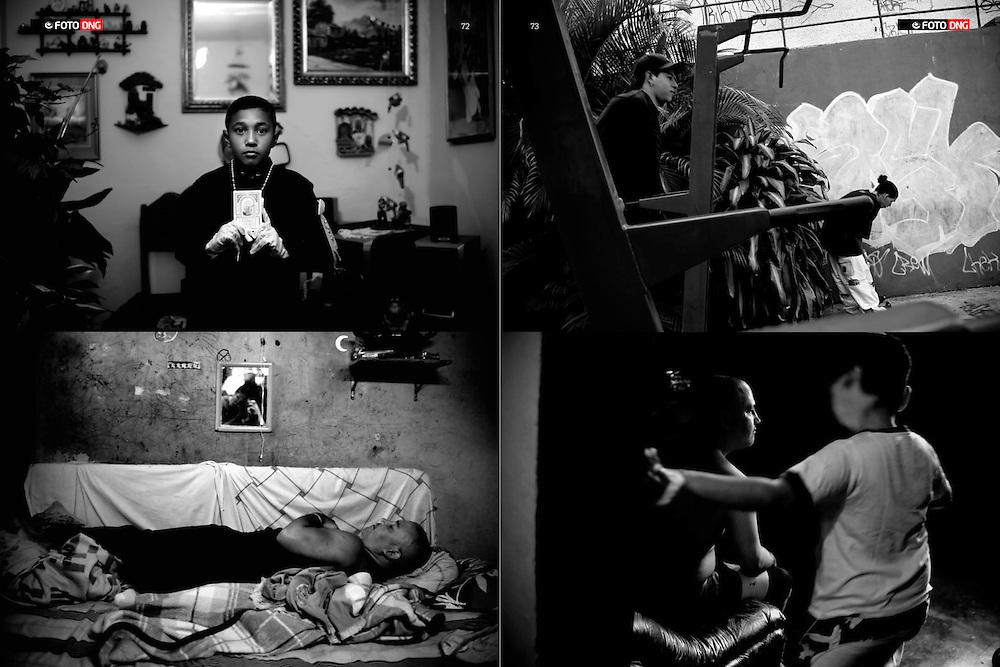Revista Foto DNG<br /> Art&iacute;culo: Apuntes sobre mi vida: La Pastora<br /> 2011, Espa&ntilde;a<br /> Copyright Aaron Sosa
