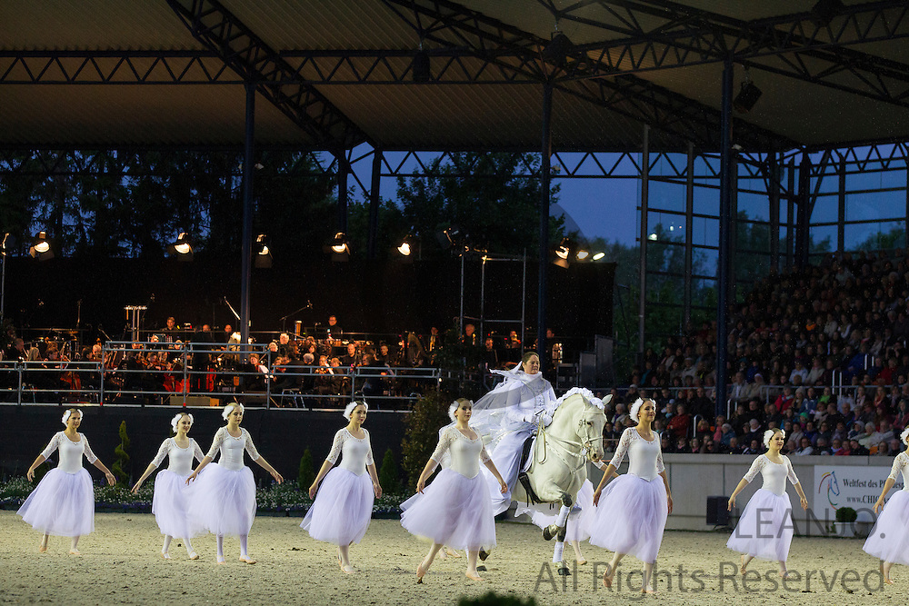 Ballets Meets Dressage<br /> World Equestrian Festival, CHIO Aachen 2015<br /> &copy; DigiShots
