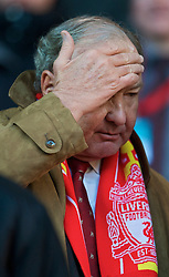 LIVERPOOL, ENGLAND - Saturday, January 30, 2010: Liverpool's co-owner Tom Hicks during the Premiership match against Bolton Wanderers at Anfield. (Photo by: David Rawcliffe/Propaganda)