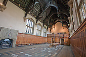 #13 Pembroke College Hall, Bar and Forte Room (ground and first floor) before Refurbishment