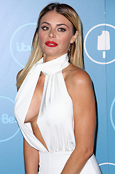 © Licensed to London News Pictures. 07/10/2014, UK. Chloe Sims, ITVBe - Launch Party, ITV Studios Southbank, London UK, 07 October 2014. Photo credit : Brett D. Cove/Piqtured/LNP